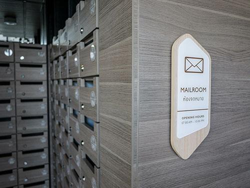 Mailroom Operations